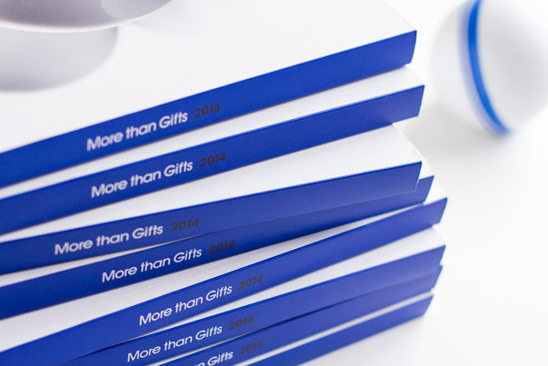 More than Gifts. Catalogue 2014