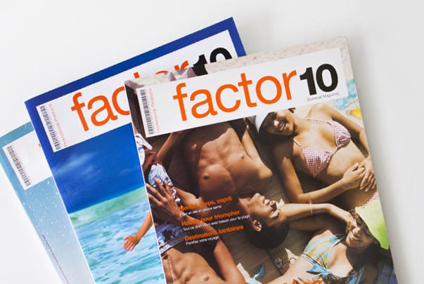 Factor 10 Magazine